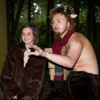 Tumnus and Lucy
