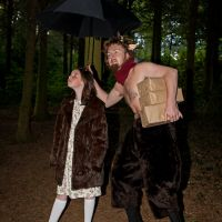 Tumnus and Lucy 2